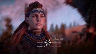 horizon zero dawn nora hunting grounds parts alone trial remove 10 10 canisters from grazers