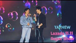 [เตนิว] Full Clip งาน Lazada 11.11 Super Show