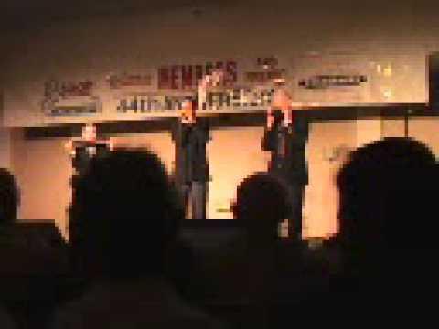 Andy Wilson Harmonica Trio - Live at SPAH