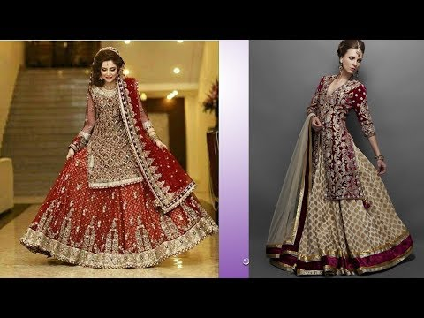 Gorgeous Brides With Glamorous Bridal Dresses 2018