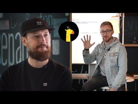 Сергей Рубанов про будущее JS, секреты платного опенсорса, тонкостях BeerJS. FrontSpot Show #12