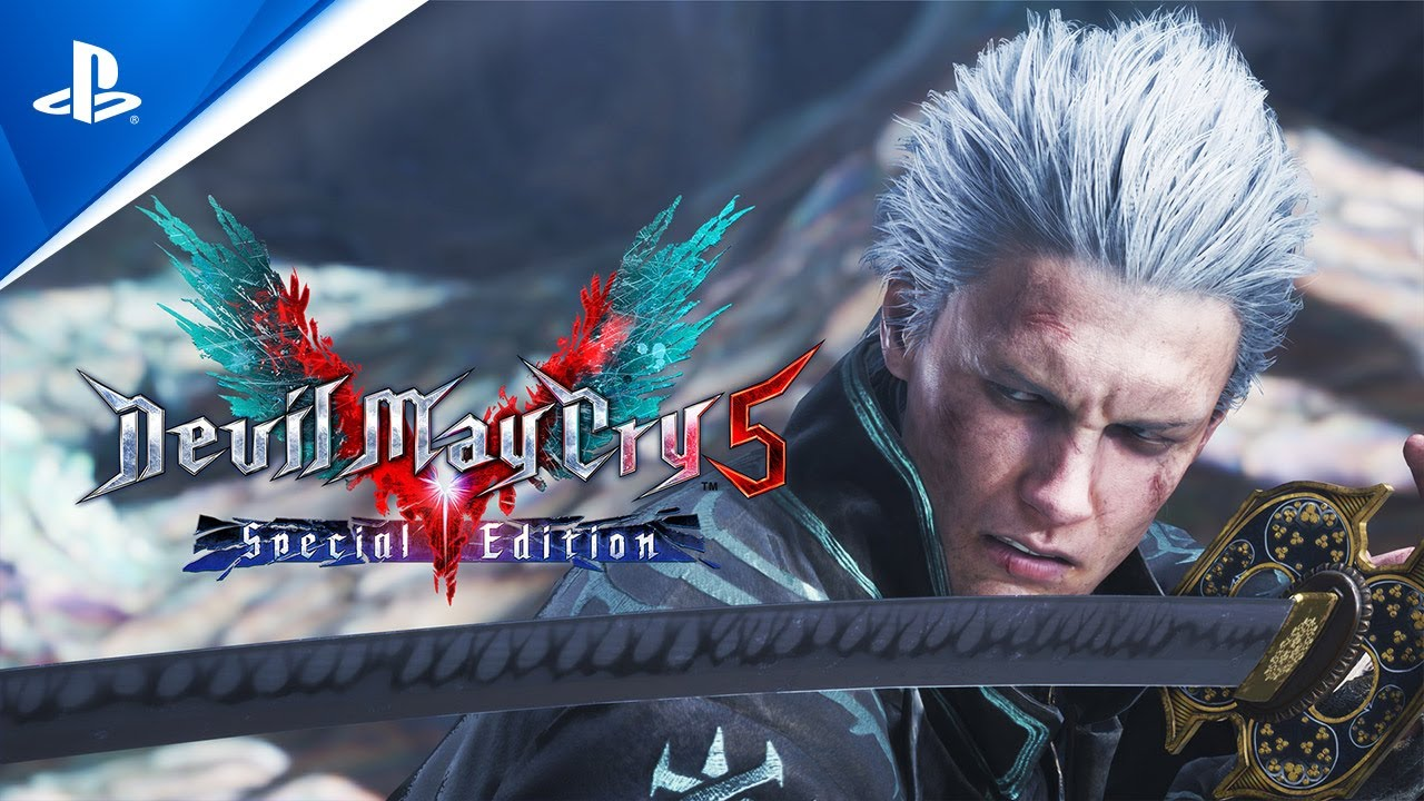 Devil May Cry 5 Special Edition - Announcement Trailer