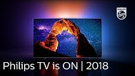 super popular 830ea 0b6ca Philips TV is ON   2018 - Duration  87 seconds.