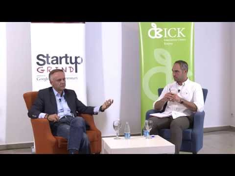 Startup Grind Prishtina Event 12 presented Visar Kelmendi (Rugove)