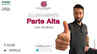PARTE ALTA - Livello 1 - 1