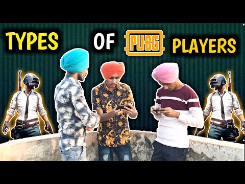 TYPES OF PUBG PLAYERS Of INDIA || Pubg Funny Video || BeingSardar