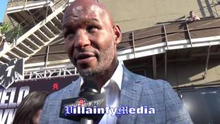 BERNARD HOPKINS EXPLAINS WHY GOLOVKIN MIGHT NOT BE THE SAME AFTER CANELO FIGHT?
