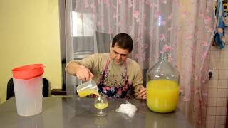 Рецепт ликера ЛИМОНЧЕЛЛО к Новому Году ч.2(, 2017-12-19T15:00:00.000Z)