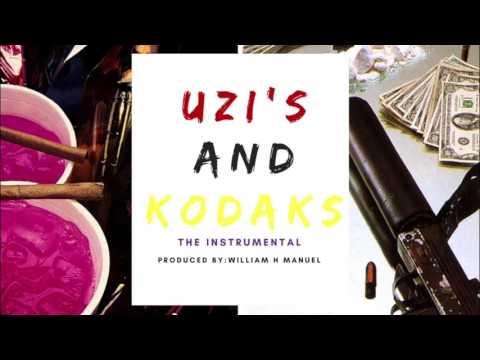 """UZI'S N KODAKS"" INSTRUMENTAL WILLIAM H MANUEL"