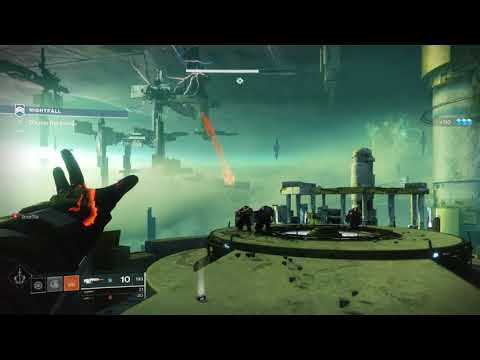 Nightfall, Solo, Warlock Dawnblade, Tree of Probabilities, Destiny 2