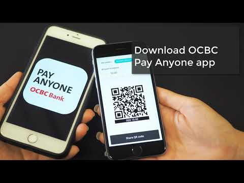 OCBC Bank innovates on PayNow by enabling QR code funds transfers