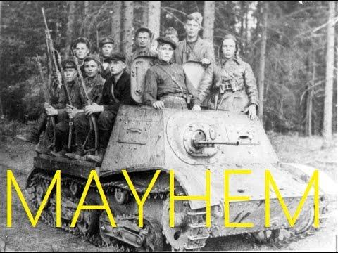 Komsomolets Mayhem