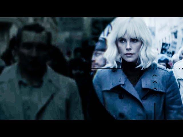 シャーリーズ・セロンが最強女スパイに!映画『アトミック・ブロンド』特報