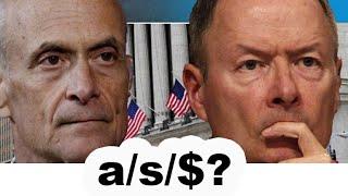 Cyber? Bankers & Gov Officials Steam Up Revolving Door