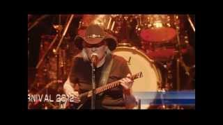 ジョニー・ウインター伝説のライブ再び!Japan Blues & Soul Carnival