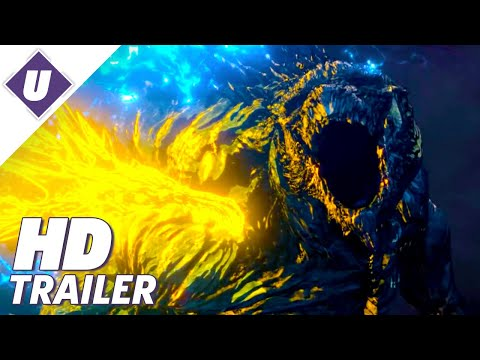 Godzilla: The Planet Eater   Japanese Trailer 2018