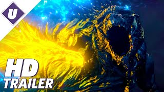 Godzilla: The Planet Eater - Official Japanese Trailer (2018)