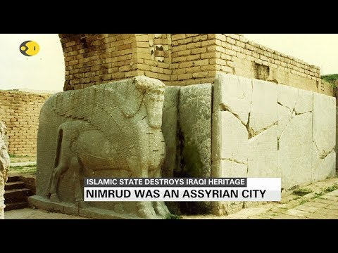 US store accused of smuggling artefacts from West Asia