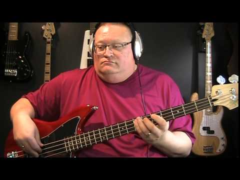 Tina Turner Private Dancer Bass  with Notes & Tablature