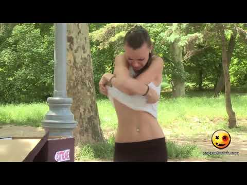 Casting For Extreme TV Show  Prank   Naked And Funny