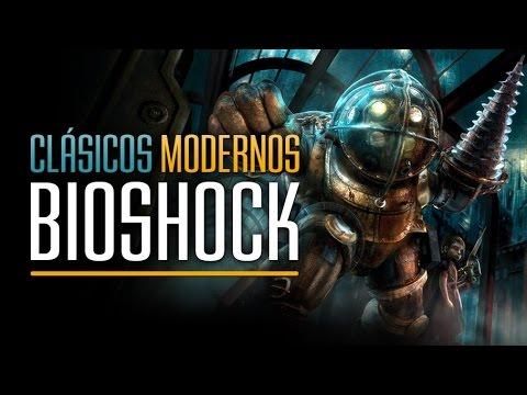 Clásicos Modernos: BIOSHOCK, UN JUEGO INOLVIDABLE