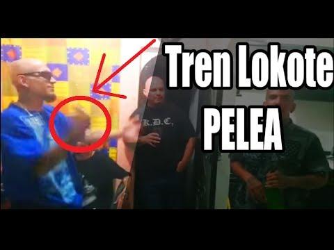 Tren Lokote Se Pelea con Kapu - 2017