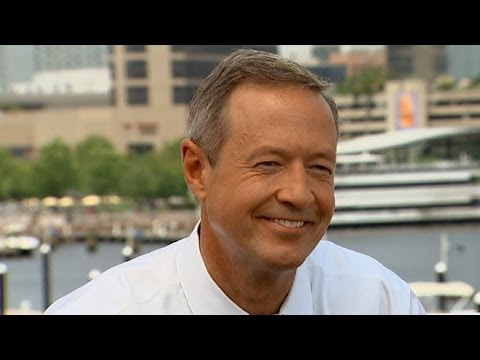 Gov. Martin O'Malley ABC News Interview on the 2016 Race for President