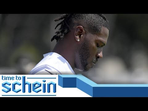 MORE drama from Antonio Brown that Jon Gruden fully supports   Time to Schein