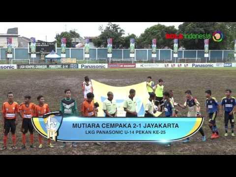 Highlight Liga KG Panasonic U-14 2016/2017 Pekan ke-25 Bagian ke-2