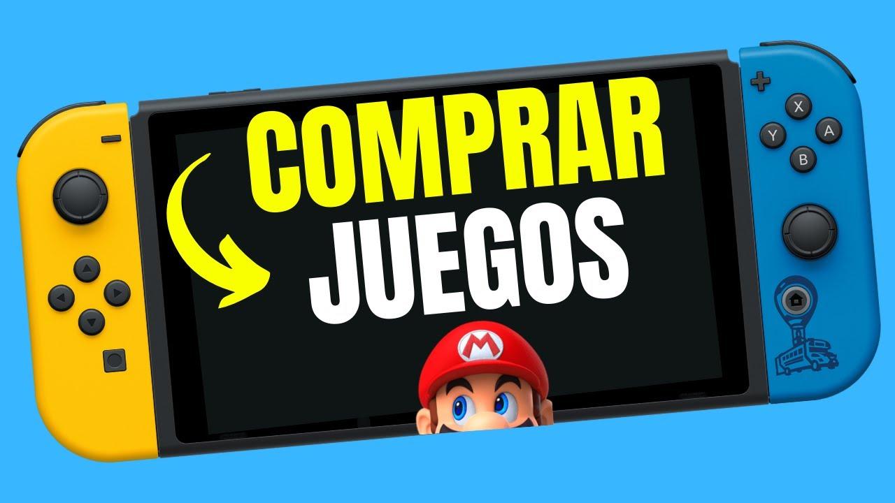 Comprar Y Descargar Juegos Digitales Nintendo Switch Nintendo