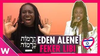 """Eden Alene """"Feker Libi"""" Reaction   Israel Eurovision 2020"""