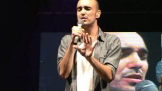 Abel Pintos - Sin principio ni final y Más que mi destino - Colón - 08/02/12