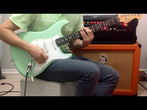 COME UNDONE DURAN DURAN GUITAR COVER ANDY30
