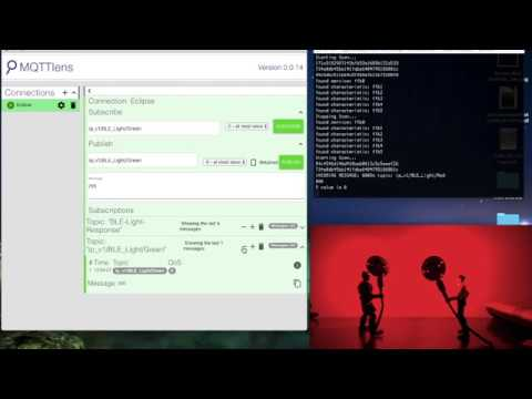 How To Mash Up BLE, NodeJS, And MQTT To Get Internet Of