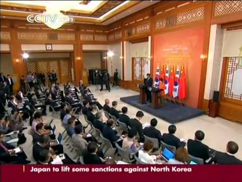What have been the gains from Xi's S.Korea visit?