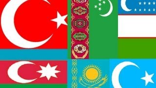 6 Different Turkic Language Songs