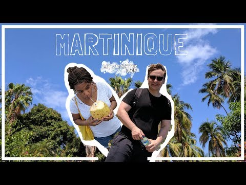 The Gorgeous Island you never hear about | Martinique part 1/3