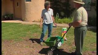 How Apply Fertilizer Turf