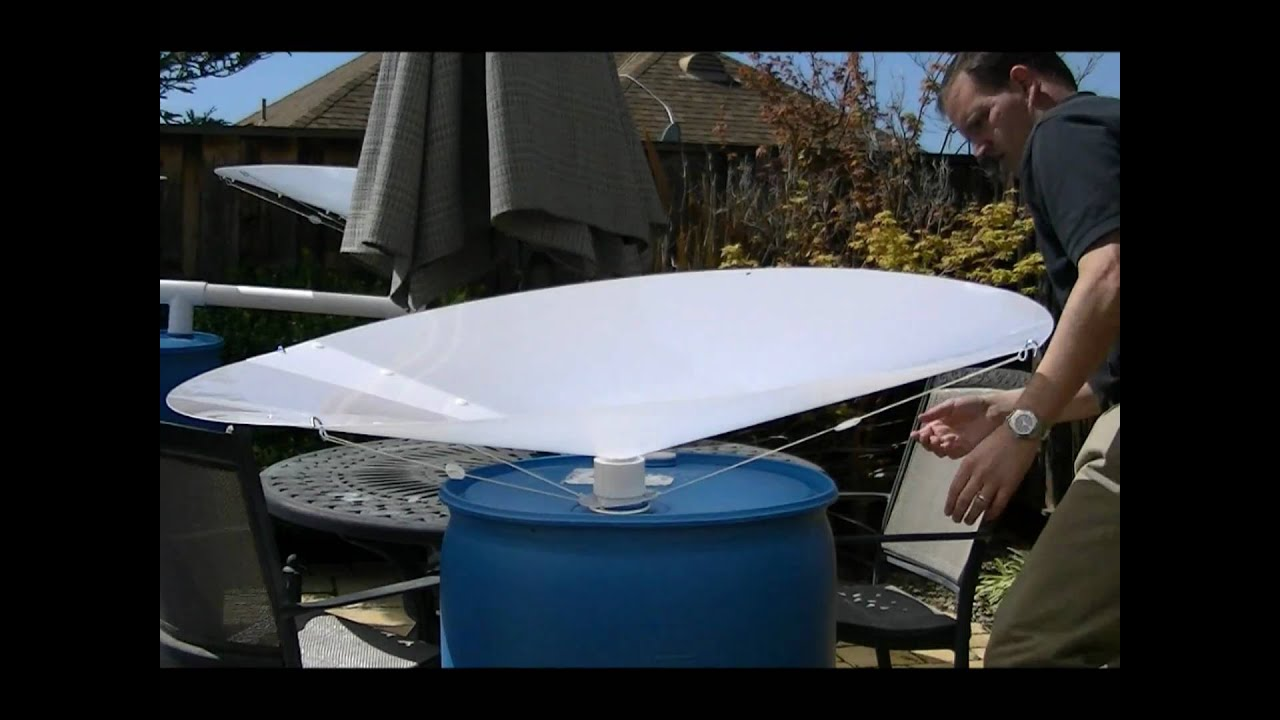 Rainsaucers Install Video Clean Simple No Gutters Free