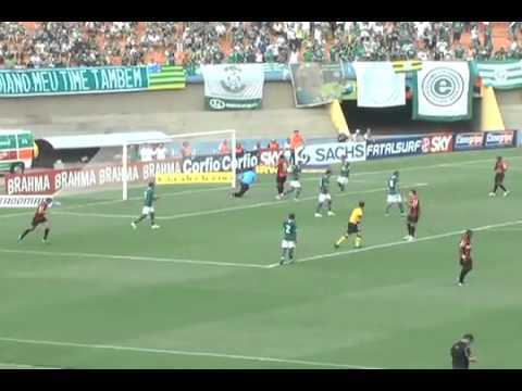 Goiás 3 x 2 Atlético/PR - Campeonato Brasileiro l Série B 2012