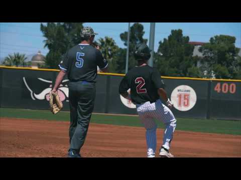 2016 UNLV Baseball Highlights