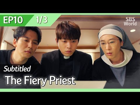 [CC/FULL] The Fiery Priest EP10 (1/3) | 열혈사제