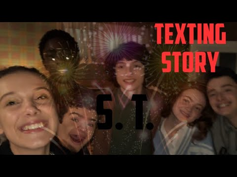 Stranger Things Texting Story #24