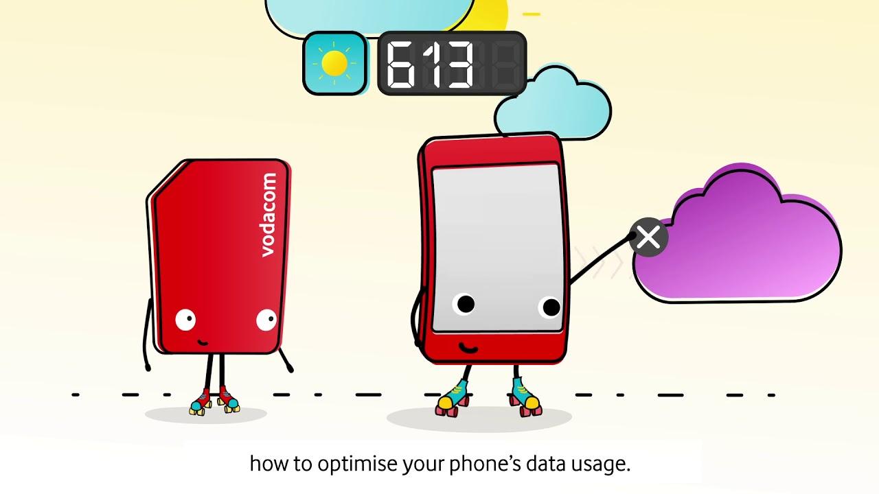 Manage your data | vodacom