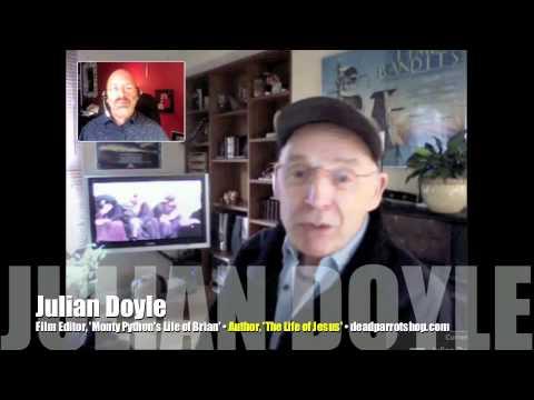 Monty Python's Life of Brian film editor on Brian, Jesus! INTERVIEW 1/4