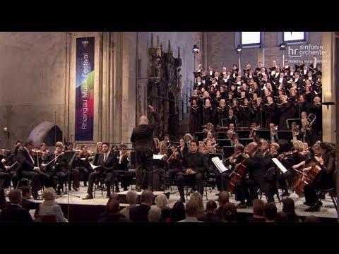 Puccini: Messa di Gloria ∙ hr-Sinfonieorchester ∙ MDR Rundfunkchor ∙ Solisten ∙ Eliahu Inbal