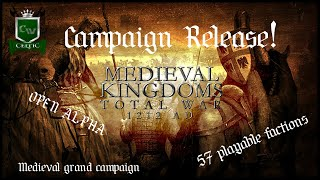 THE CAMPAIGN IS HERE! HOW TO INSTALL MEDIEVAL KINGDOMS 1212AD (DECEMBER 2019)