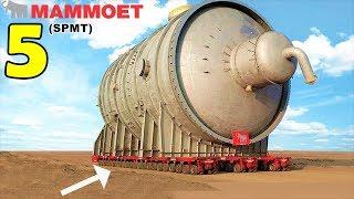 5 สุดยอด จักรกลหนัก อสูรกาย ใหญ่ยักษ์ที่สุดในโลก  (โคตรใหญ่)