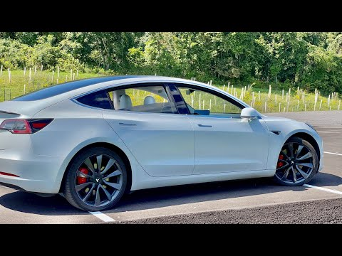 The Tesla Model 3 Performance Is The Best Car On Sale Youtube