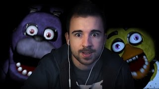 МЕНЯ ПОИМЕЛИ! - Five Nights at Freddy
